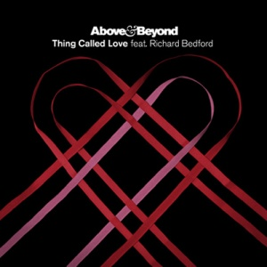 Click! Above & Beyond Thing Called Love Artwork
