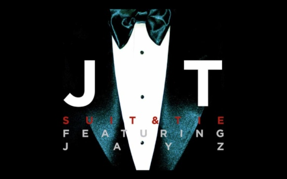 Justin TImberlake - Suit & TIe album artwork