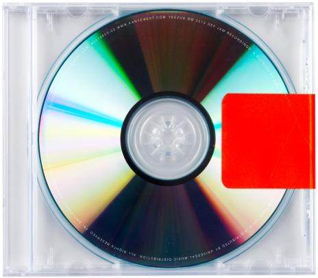 yeezus kanye west album cover